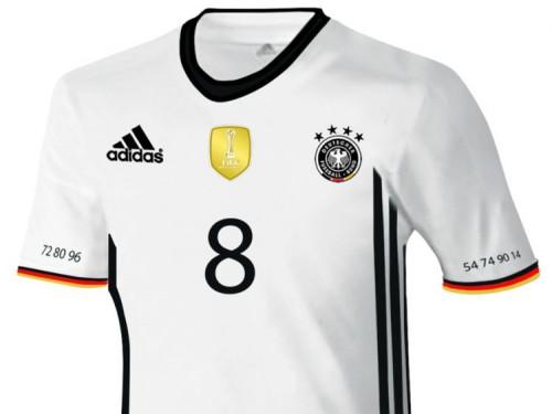 Das neue DFB Trikot 2016 zur Fußball EM